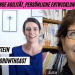 Über Anfänge Agilität, persönliche Entwicklung und mehr - unser AgileGrowthCast mit Jutta Eckstein
