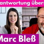 Verantwortung als Agile Coach übernehmen - Marc Bleß im #AgileGrowthCast