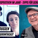 100 Retrospektiven im Jahr - Tipps für ScrumMaster - Bernd Joussen im AgileGrowthCast