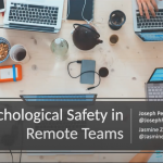 Psychological Safety in Remote Teams - Die Quadratur des Kreises?