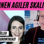 Agile Skalierung - Lektionen von der CSS Versicherung - Manuel Müller im AgileGrowthCast