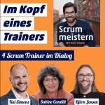 Im Kopf eines Trainers – 4 Scrum Trainer im Dialog