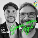 Kai im Interview - Genau Mein Agil Podcast - #33 Scrum Leitfaden